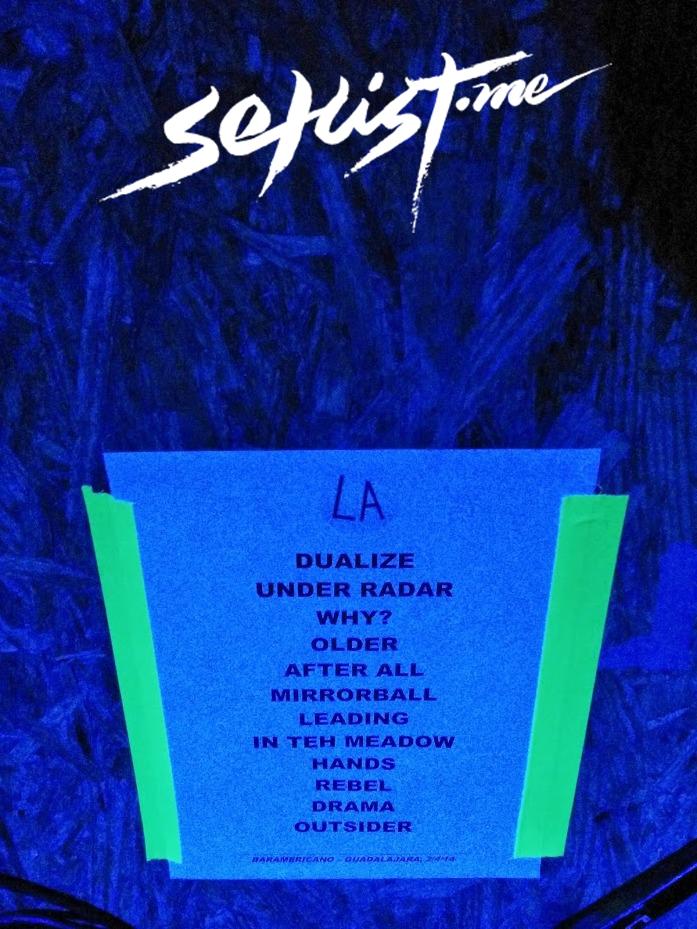 setlist-LA