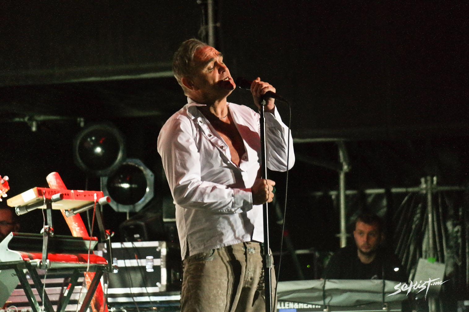 Roxy Fest - Morrissey