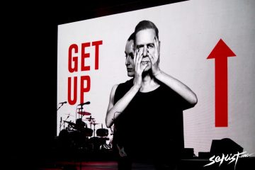 bryan adams y su tour Get Up!