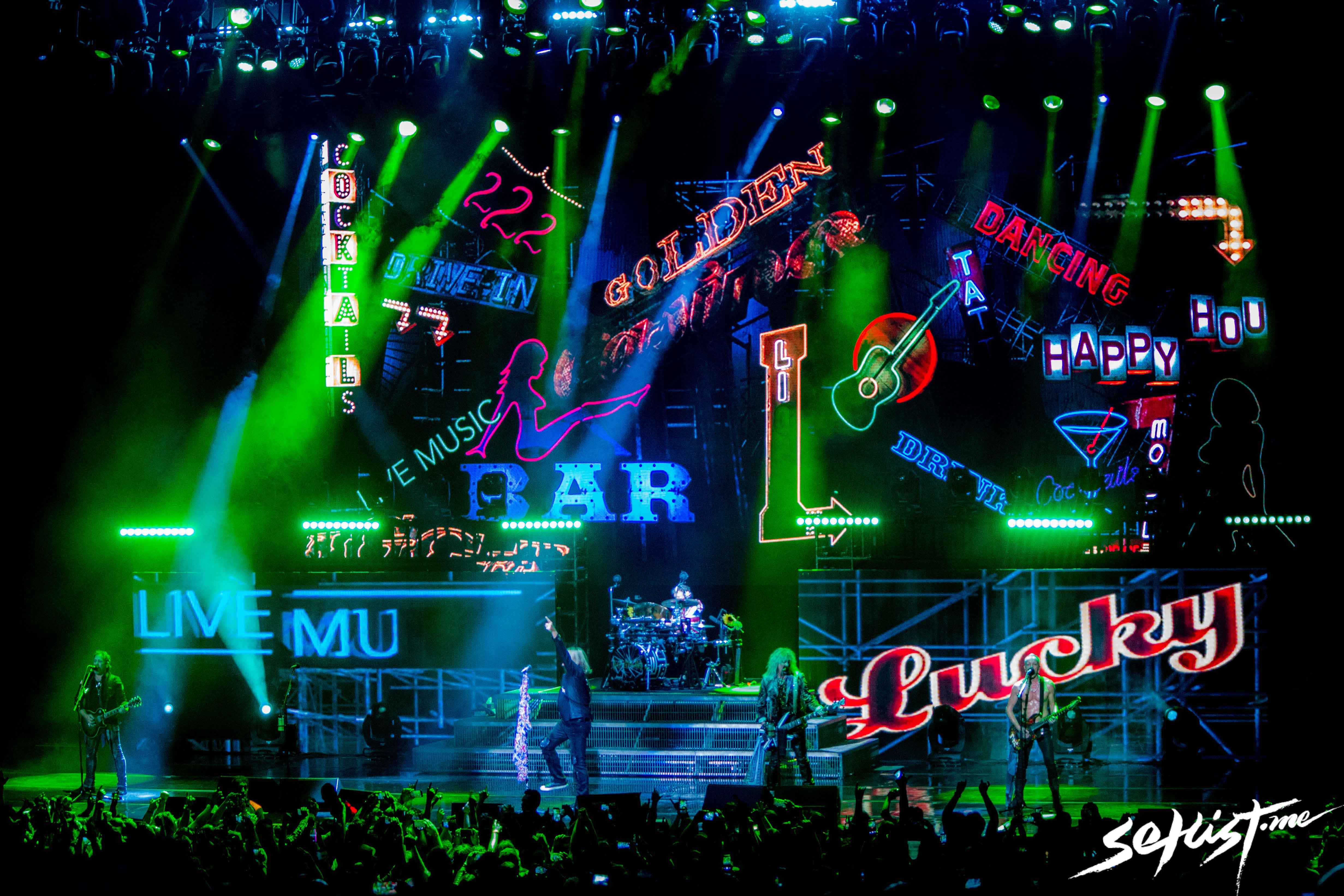 Def Leppard En Guadalajara 5 De Octubre 2017 Auditorio