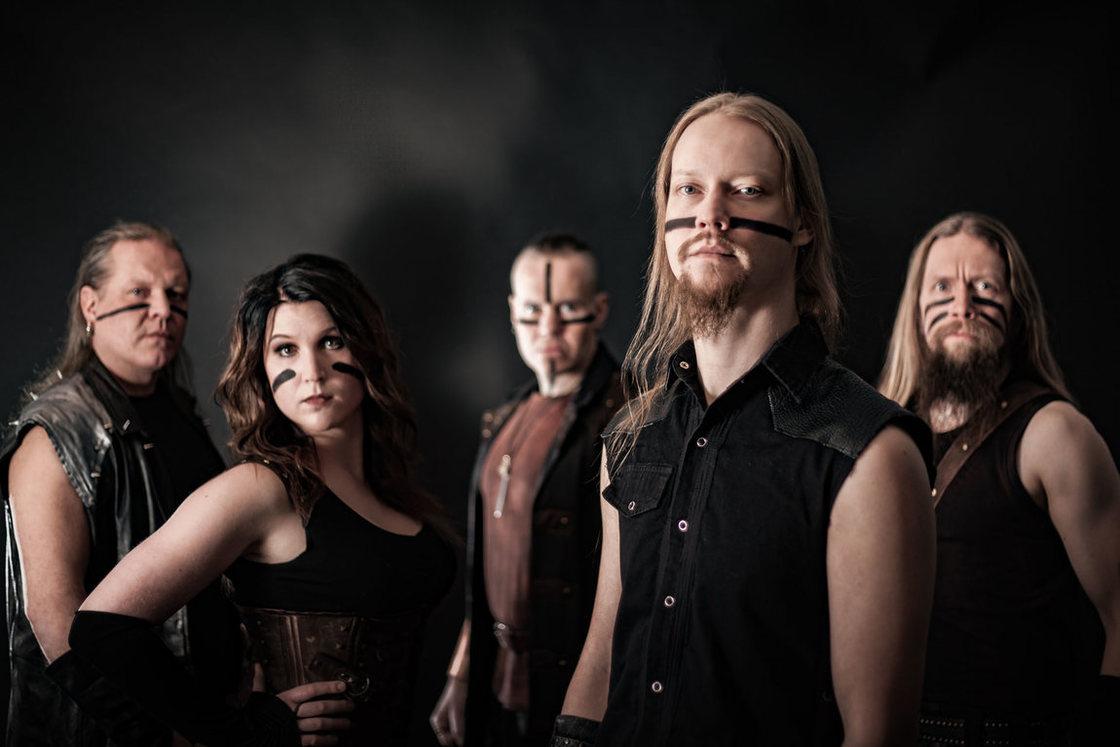 Ensiferum & Tiamat en el C3 Stage